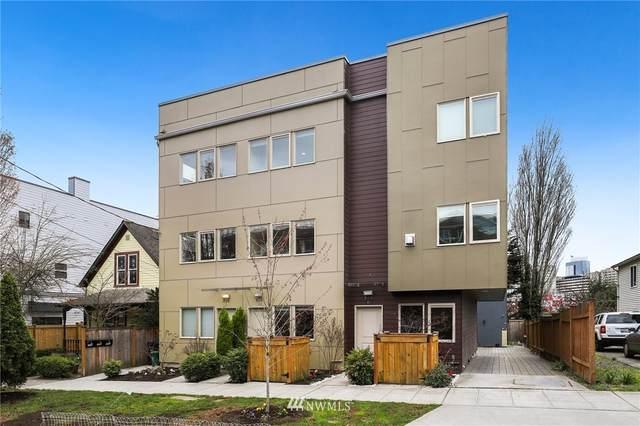 709 15th Avenue B, Seattle, WA 98122 (#1754598) :: Keller Williams Realty