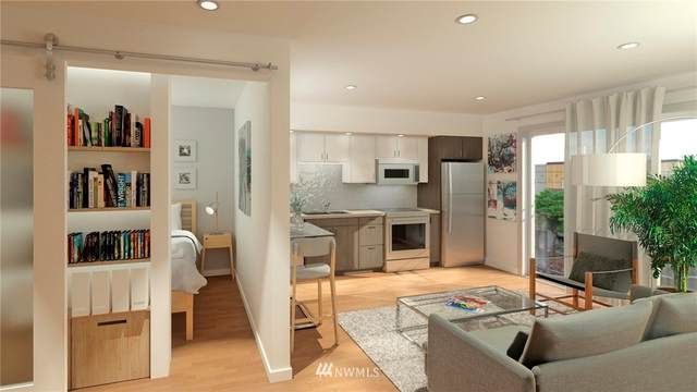 4689 Martin Luther King Jr Way S #202, Seattle, WA 98108 (#1754653) :: Alchemy Real Estate