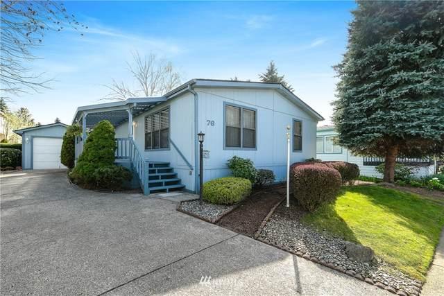 5101 NE 121st Avenue #76, Vancouver, WA 98682 (#1754678) :: Costello Team