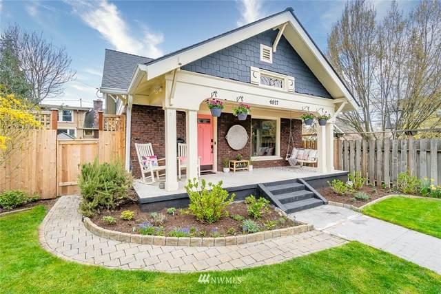 4917 Wallingford Avenue N, Seattle, WA 98103 (#1754709) :: Costello Team