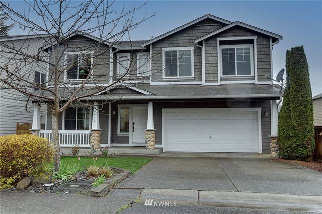 16439 SE 260th Street, Covington, WA 98042 (#1754717) :: Ben Kinney Real Estate Team
