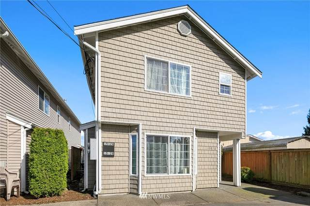 10426 17th Avenue SW, Seattle, WA 98146 (#1754724) :: Ben Kinney Real Estate Team
