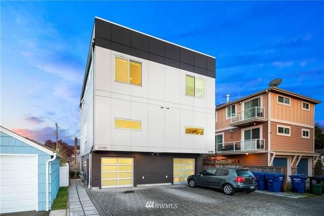 3049 62nd Avenue SW A, Seattle, WA 98116 (#1754725) :: Ben Kinney Real Estate Team
