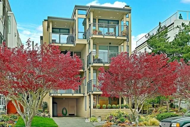 2311 43rd Avenue E #102, Seattle, WA 98112 (#1754733) :: M4 Real Estate Group