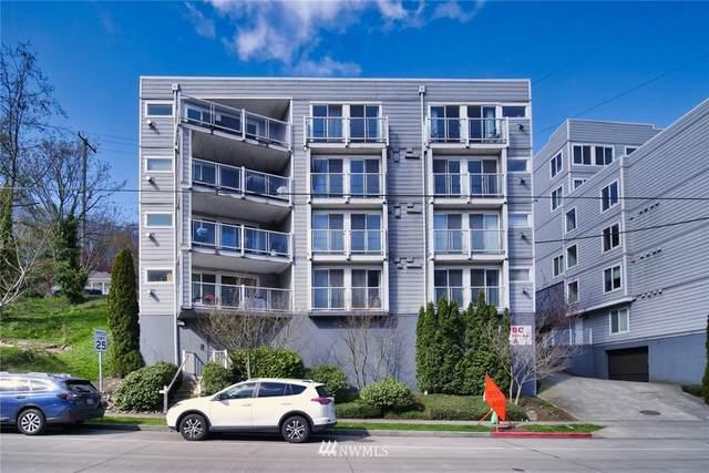 3318 30th Avenue SW A501, Seattle, WA 98126 (#1754746) :: Ben Kinney Real Estate Team