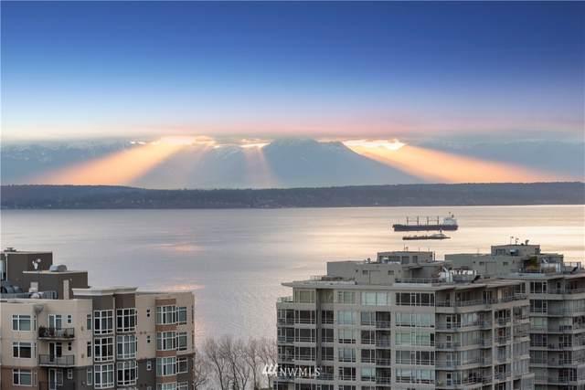 2600 2nd Avenue #1706, Seattle, WA 98121 (#1754795) :: Urban Seattle Broker
