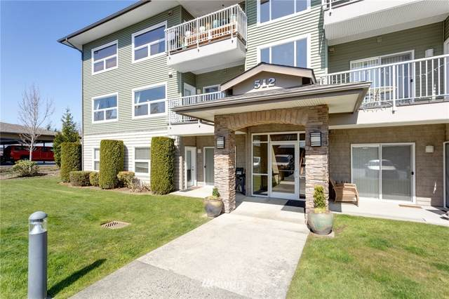 512 Darby Drive E202, Bellingham, WA 98226 (#1754826) :: M4 Real Estate Group