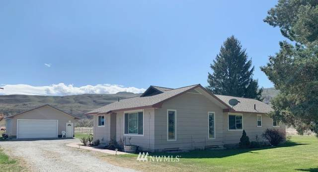 1880 Old Highway 97, Okanogan, WA 98840 (#1754859) :: Lucas Pinto Real Estate Group