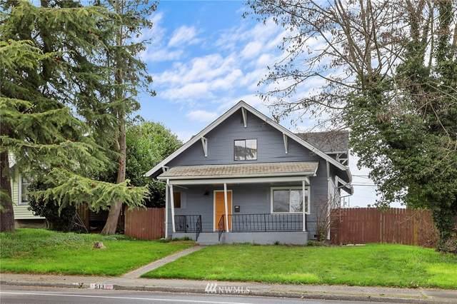 513 S 56th Street, Tacoma, WA 98408 (#1754919) :: Better Properties Real Estate
