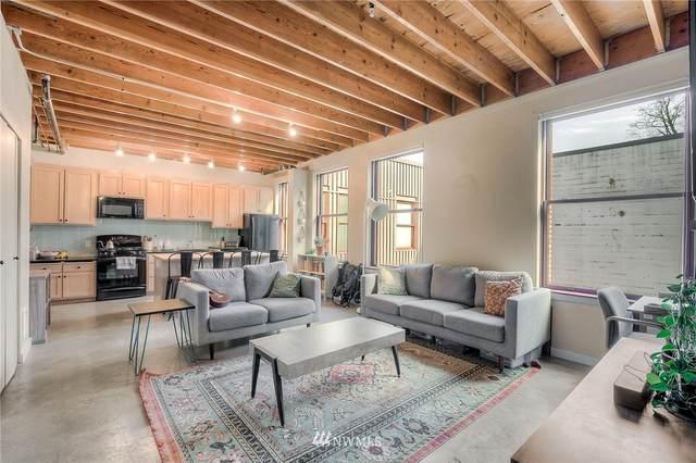 744 Market Street #401, Tacoma, WA 98402 (#1755047) :: Ben Kinney Real Estate Team