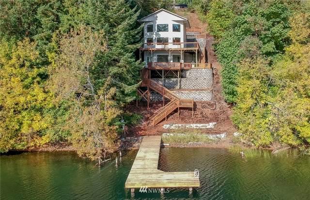 1701 Summit Lake Shore Road NW, Olympia, WA 98502 (#1755051) :: Better Properties Real Estate