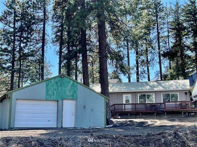 241 Twin Lakes Road, Cle Elum, WA 98922 (MLS #1755074) :: Brantley Christianson Real Estate