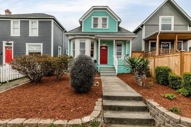 910 S J Street, Tacoma, WA 98405 (#1755108) :: Better Properties Real Estate