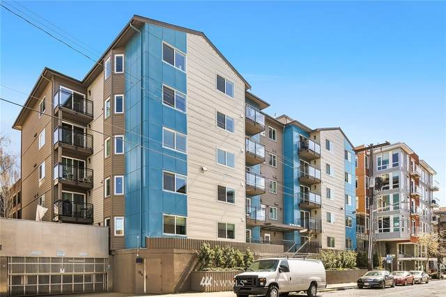 1614 Summit Avenue S201, Seattle, WA 98122 (#1755124) :: The Snow Group