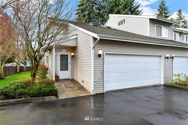 451 Queen Avenue NE #201, Renton, WA 98056 (MLS #1755132) :: Brantley Christianson Real Estate