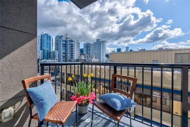 2721 1st Avenue #809, Seattle, WA 98121 (#1755179) :: Canterwood Real Estate Team