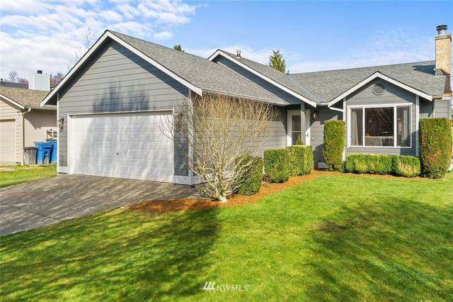 15457 166th Avenue SE, Monroe, WA 98272 (#1755194) :: Ben Kinney Real Estate Team