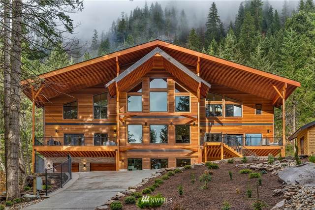 23336 Lake Wenatchee Highway, Leavenworth, WA 98826 (#1755208) :: Northwest Home Team Realty, LLC