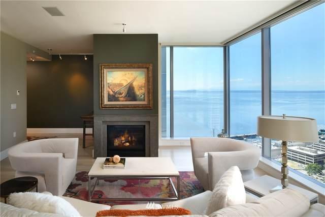 1521 2nd Avenue #3001, Seattle, WA 98101 (#1755234) :: Canterwood Real Estate Team