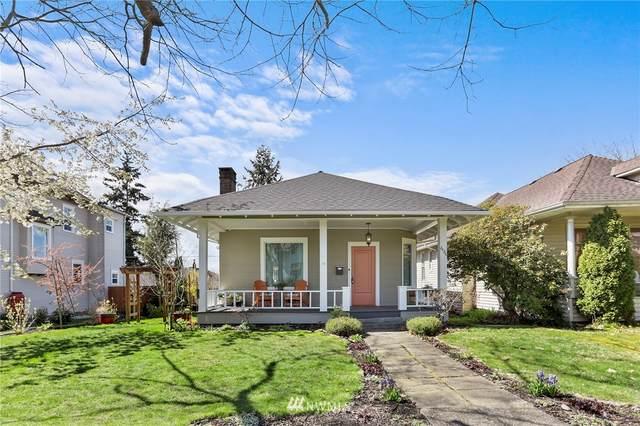 2426 Baker Avenue, Everett, WA 98201 (#1755241) :: Ben Kinney Real Estate Team