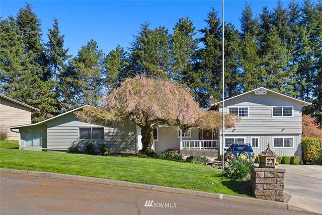 3718 NW 138th Street, Vancouver, WA 98685 (#1755242) :: The Snow Group