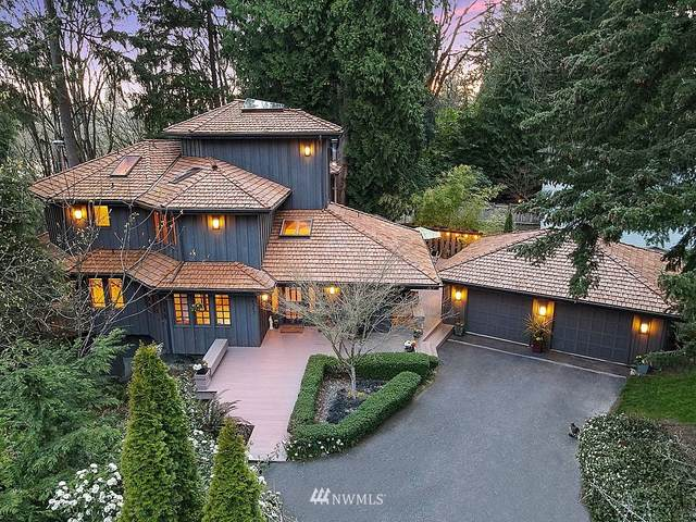 4313 W Mercer Way, Mercer Island, WA 98040 (MLS #1755243) :: Community Real Estate Group