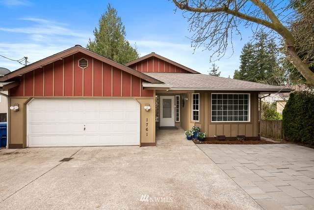 1761 N 130th Street, Seattle, WA 98133 (#1755245) :: Urban Seattle Broker