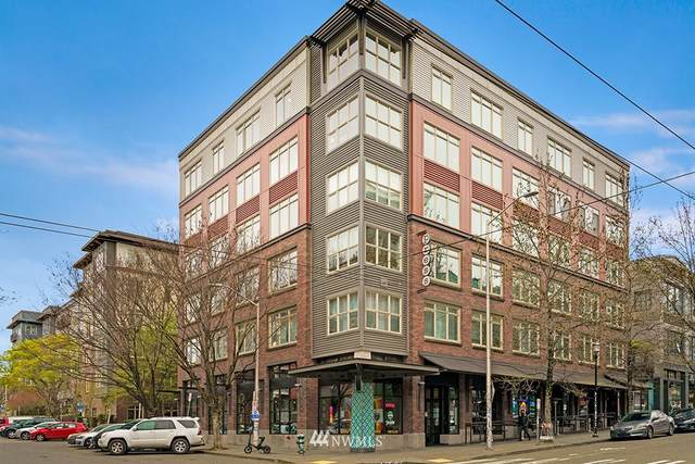 1610 Belmont Avenue #215, Seattle, WA 98122 (#1755316) :: Ben Kinney Real Estate Team