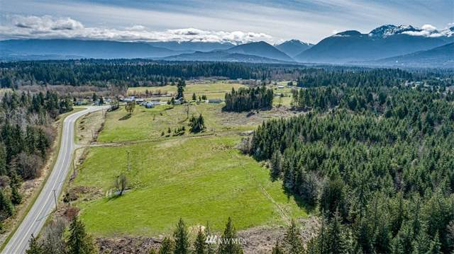9999 O'brien Rd Parcel 1, Port Angeles, WA 98362 (#1755380) :: Ben Kinney Real Estate Team