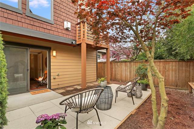 3625 Palatine Avenue N A, Seattle, WA 98103 (#1755407) :: M4 Real Estate Group
