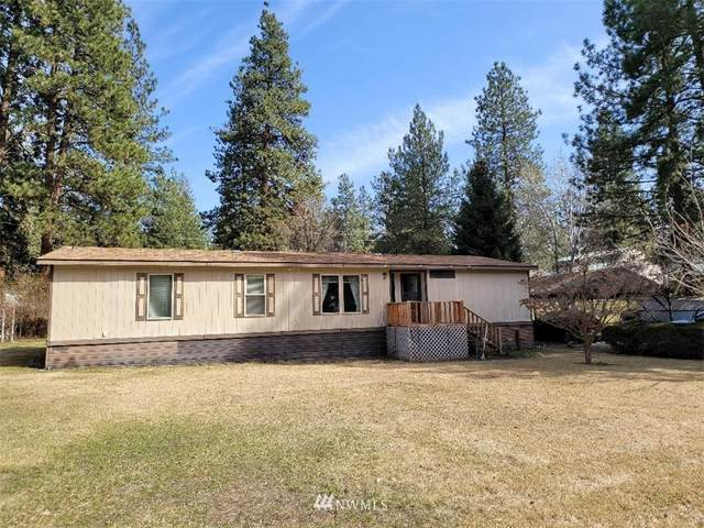 52 Pinecrest Road, Tonasket, WA 98855 (#1755411) :: Ben Kinney Real Estate Team