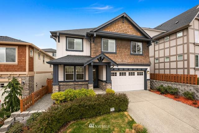 22922 SE 20th Street, Sammamish, WA 98075 (#1755419) :: Ben Kinney Real Estate Team