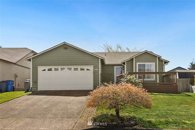 15413 NE 47th Circle, Vancouver, WA 98682 (MLS #1755440) :: Community Real Estate Group