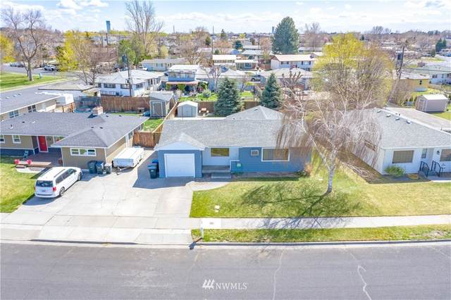 815 S Evergreen Drive, Moses Lake, WA 98837 (#1755446) :: Better Properties Real Estate
