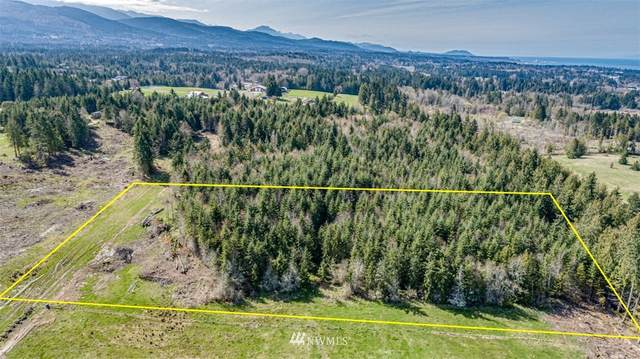 9999 O'brien Rd Parcel 2, Port Angeles, WA 98362 (#1755556) :: Ben Kinney Real Estate Team