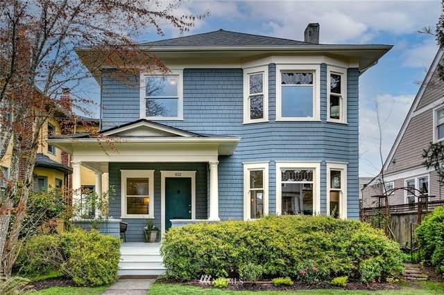 1122 16th Avenue E, Seattle, WA 98112 (#1755574) :: The Torset Group