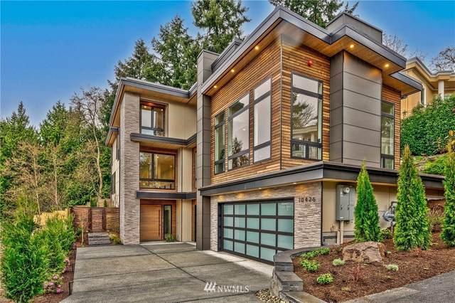 10426 NE 43rd Street, Kirkland, WA 98033 (#1755594) :: NW Home Experts