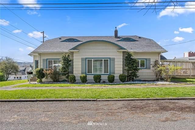83 SE Washington Avenue, Chehalis, WA 98532 (#1755600) :: Ben Kinney Real Estate Team