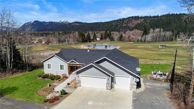 121 St. Andrews Drive, Cle Elum, WA 98922 (#1755604) :: Icon Real Estate Group