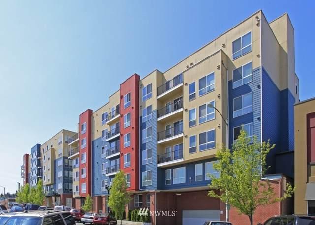 2818 Grand Avenue B609, Everett, WA 98201 (#1755627) :: Ben Kinney Real Estate Team