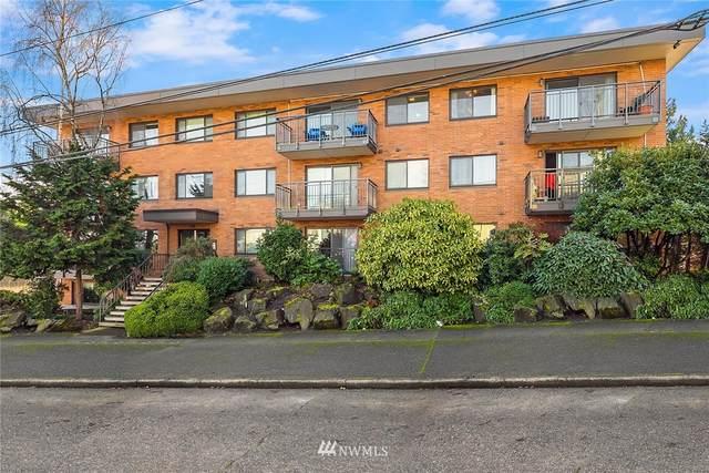 911 N 73rd Street #401, Seattle, WA 98103 (#1755642) :: NW Home Experts