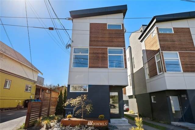 2651 NW 63rd Street A, Seattle, WA 98107 (#1755649) :: M4 Real Estate Group