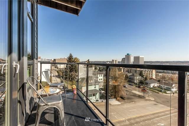 1501 Tacoma Avenue S #303, Tacoma, WA 98402 (#1755734) :: Pacific Partners @ Greene Realty