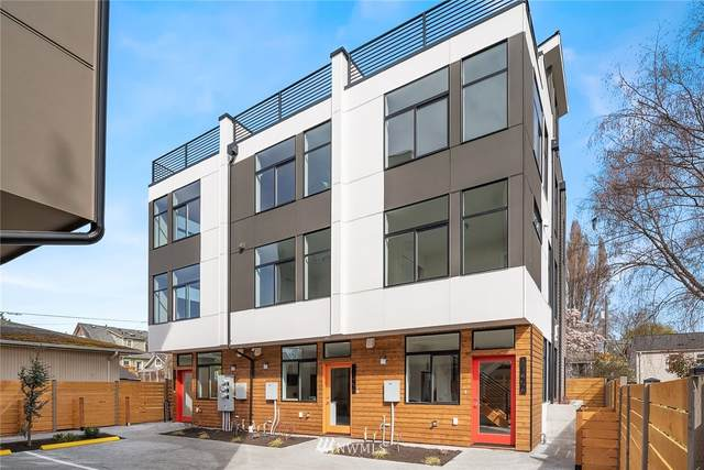 1140 NW 57th Street A, Seattle, WA 98107 (#1755785) :: Ben Kinney Real Estate Team