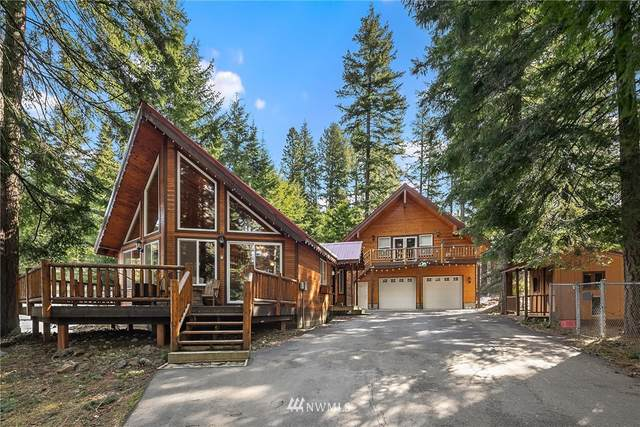 250 Mill Creek Road, Ronald, WA 98940 (#1755810) :: Keller Williams Western Realty