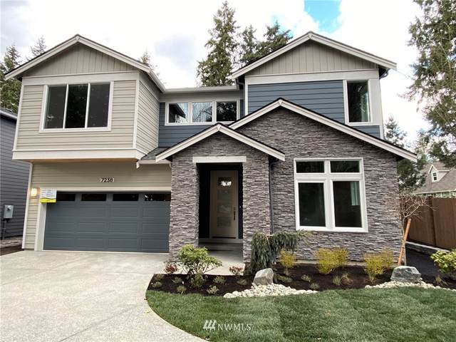 7238 NE 129th Street NE #8, Kirkland, WA 98034 (#1755830) :: Ben Kinney Real Estate Team