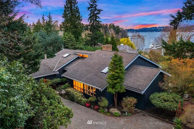 8456 N Mercer Way, Mercer Island, WA 98040 (#1755899) :: Better Properties Real Estate