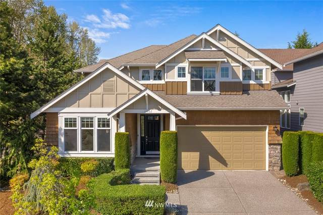 11602 SE 63rd Street, Bellevue, WA 98006 (#1755971) :: Icon Real Estate Group