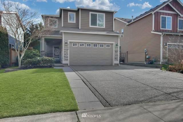 9508 200th Street E, Graham, WA 98338 (#1756025) :: Urban Seattle Broker