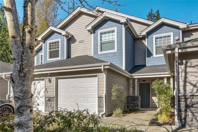 4327 Issaquah Pine Lake Road SE #601, Sammamish, WA 98075 (#1756065) :: Better Properties Real Estate